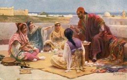 JUDAISME(TUNISIE) TYPE - Judaisme