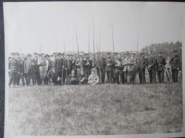 Photo Concours De Peche Avant Guerre 1933 Dim 18cm X 24cm TB - Personnes Anonymes