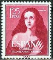 "España. Spain. 1954. Santa Maria Magdalena. Jose Ribera ""EL Españoleto"" - 1951-60 Nuovi"