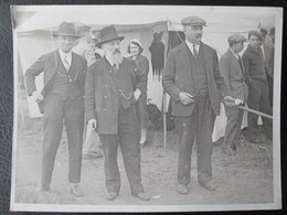 Photo Concours De Peche Avant Guerre 1932dim 18cm X 24cm TB - Personnes Anonymes
