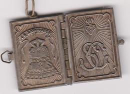 Mini Livret Religieux  Souvenir Du Sacre Coeur De Montmartre   8 Vues La Savoyarde - Religion & Esotericism