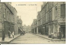 50 - SOURDEVAL / LA GRANDE RUE - France