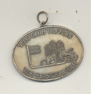 Médaille  - TILFF - BASTOGNE - TILFF 1979  - Cyclotourisme, Cycliste, Vélo  (b241) - Cyclisme