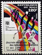 """Mali YT 337 """" Télécommunications """" 1979 Neuf** - Mali (1959-...)"""