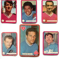 "Carte Miroir Sprint "" SHOOT "" : N°54 : Alexandre Roszak : Sedan / Nîmes Olympique (format 4,5 X 7cm) - Trading Cards"