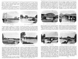 LES 112 PONTS De La TAMISE  1899 - Cultural