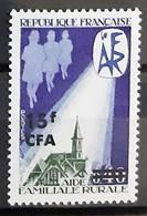REUNION - N° 396 - Neuf AVEC Charnière * / MM - Aide Familiale Rurale - Nuovi
