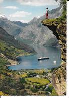 Geiranger - Norvegia