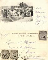 Tanzania, ZANZIBAR, Unknown Gathering (1909) Postcard - Tanzania