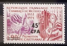 REUNION - N° 398 - Neuf AVEC Charnière * / MM - Reunion Island (1852-1975)