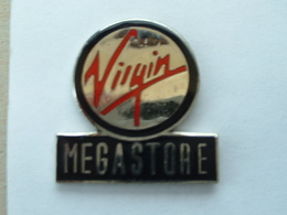 Pin's VIRGIN MEGASTORE  - EMAIL - Music