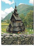 Borund Stavkirke,sogn - Norvegia