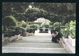 GENZANO DI ROMA - ANNI 70 - GIARDINI PUBBLICI - Roma (Rome)
