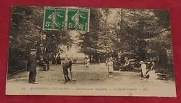 52 - Bourbonne Les Bains - établissement Maynard - Le Jeu De Croquet ::: Animation ------------ 480 - Cartes Postales