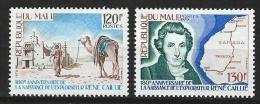 "Mali YT 347 & 348 "" Explorateur "" 1979 Neuf** - Mali (1959-...)"