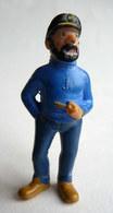 FIGURINE TINTIN  HEIMO 1972 HADDOCK (1) - Tintin