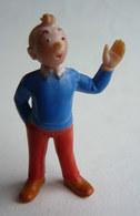 FIGURINE TINTIN  HEIMO 1972 TINTIN Pantalon Rouge (1) - Tintin