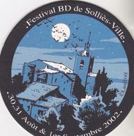 Sous Bock LAUFFRAY Mathieu Festival BD Solliès-Ville 2002 (Long John Silver - Boeken, Tijdschriften, Stripverhalen