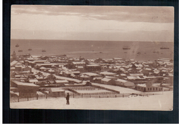 CHILE Punta Arenas Ca 1910 OLD PHOTO POSTCARD 2 Scans - Cile