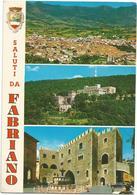 V3157 Saluti Da Fabriano (Ancona) - Panorama Vedute Multipla - Stemma Cittadino / Non Viaggiata - Italia
