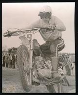BEVEREN LEIE  1973 FOTO 12 X 10 CM -  MOTO CROSS - Kortrijk