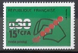REUNION - N° 410 - Neuf AVEC Charnière * / MM - Code Postal - Nuovi