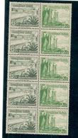 GERMANY1937:Michel W123 Pane Of 10 Mnh** - Zusammendrucke