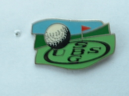 Pin's GOLF - BANQUE UBS SBG - EMAIL - Golf