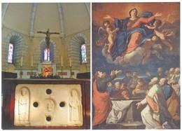2 Cpm Reillanne - église Paroissiale - France