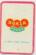 "Carte Miroir Sprint ""SHOOT"" : N°93 : Ecusson: DUKLA F.C. PRAGUES (4,5 X 7cm) - Trading Cards"