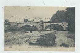 Pertuis (84) : PP De L'omnibus Diligence Sur Le Pont Sur Le Lez En 1918 (animée) PF. - Pertuis