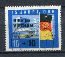 DDR Nr.1125         O  Used       (21284) ( Jahr: 1965 ) - [6] République Démocratique