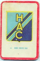 "Carte Miroir Sprint ""SHOOT"" : N°99 : Ecusson: LE HAVRE Athletic Club. (4,5 X 7cm) - Trading Cards"