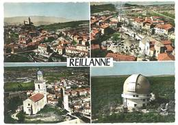 Cpm Reillanne Multivues, En Avion Au Dessus De ... - France