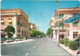 V3166 Francavilla Al Mare (Chieti) - Viale Nettuno / Viaggiata 1966 - Italien