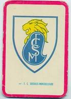 """Carte Miroir Sprint """"SHOOT"""" : N°117 : Ecusson: F.C. SOCHAUX (4,5 X 7cm) - Trading Cards"""