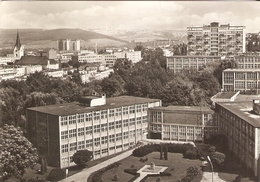 29/FG/18 - REPUBBLICA  CECA - GOTTWALD ZLIN: Quartiere Delle Scuole - Repubblica Ceca