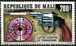 "Mali YT 396 "" Lutte Contre Le Tabagisme "" 1980 Neuf** - Mali (1959-...)"