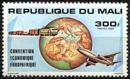 "Mali YT 397 "" Convention économique "" 1980 Neuf** - Mali (1959-...)"