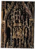 AMIENS - LA CATHEDRALE - STALLES DU CHOEUR - PRESENTATION DE JESUS AU TEMPLE - CPSM GF NON VOYAGEE - Amiens