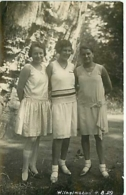 PIN UP EROTISME FEMMES  EN 1943  TAILLE  6 X 9 CM - Pin-up