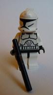 FIGURINE FIGURINE LEGO STAR WARS CLONE TROOPER Sw201 2008 - Figures