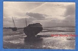 CPA Photo - MARSEILLE Ou Environs - Superbe Cliché De Bateau En Bord De Mer - 1925 - Fot. W.J. - Sailing Vessels
