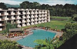 HOTEL IRAZU. SAN JOSE, COSTA RICA. VOYAGEE 1976- BLEUP - Costa Rica