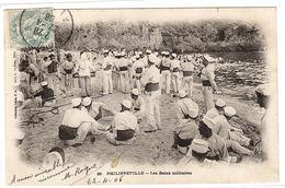 PHILIPPEVILLE - Les Bains Militaires - Ed. Collection Idéale P. S. - Skikda (Philippeville)