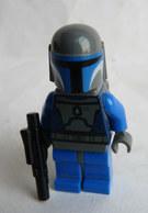 FIGURINE LEGO STAR WARS MANDALORIAN 2011 - Figures