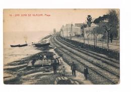 Cartolina - Postcard - Non Viaggiata/Unsent - Spagna/Spain - San Juan De Vilasar (non In Buone Condizioni) - Spagna
