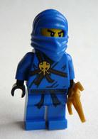 Figurine LEGO Minifigures NINJAGO JAY BLUE NINJA - Figurines