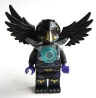 FIGURINE LEGO LEGEND OF CHIMA RAZCAL Loc002 2013 - Figures