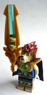 FIGURINE LEGO LEGEND OF CHIMA LAVAL Loc011 2013 - Figures